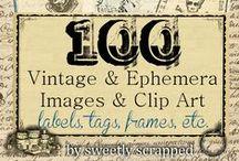 Vintage - Clip Art