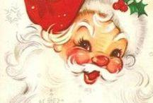 Holidays - Christmas - Vintage