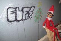 Holidays - Christmas - Elf on the Shelf