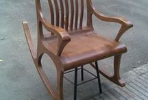 Rocking Chair ( Sallanan Sandalye )
