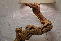 Ağaç / Wood / Wood Crafts / Ağaç dekorasyon
