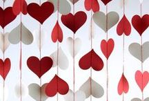 Sweet Valentine / All The sweet things about Valentines Day.  Decor ideas Crafts, gifts and recipes