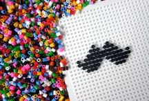 HAMA BEADS / Hama bead designs, ideas and great creations.<3