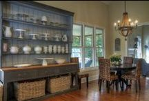 Dining Rooms / Stunning local Chattanooga dining rooms, as seen in CityScope Magazine.