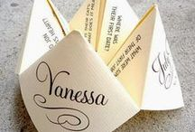 Invitation cards / Fun and creative invitation #cards ideas for weddings, birthday, and other parties.