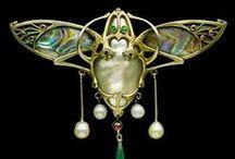 Art Nouveau / Inspiring Art Nouveau Pieces