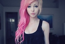 Hair I <3 / Hairstyles, cuts and tutorials I love / by Amber Spartas