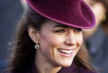 Duchess Kate and Her Hats / The Duchess of Cambridge