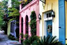 Charleston, South Carolina / A lovely Old Southern City / by Willow ~
