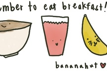 Regular Life / sleep, eat, breathe, move