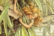 Flower Fairies by Mary Cicely
