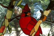 stained glass / by Diane McMullen