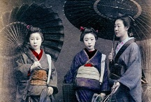 Geisha and Japanese Beauty / A collection of Geisha and Japanese gorgeousness