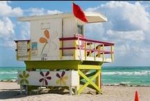 Miami, Florida / I Love the style and everything Miami!