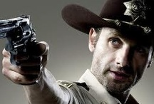 Andrew Lincoln / I have sadly, had to make a board solely dedicated to Andrew Lincoln....