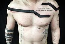 Tattoos that are awesome. / Awesome ones and ideas for my own