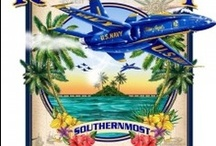 Key West, Florida / What a fun, tropical city to visit in Florida! / by Willow ~