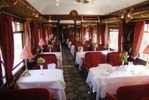 Orient Express / A trip from London to Istanbul on the Orient Express would be the ultimate dream come true!