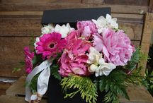 Cajas con flores LaJara