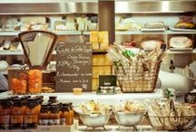 Cafes, Bakeries & Restaurants / by Willow