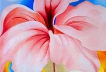 Georgia O'Keeffe / by Willow ~