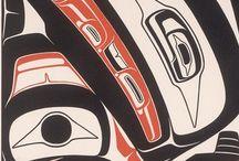 West Coast Native Art