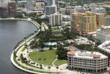 Palm Beach, Florida / A wonderful, exciting Florida city to visit or live in! / by Willow ~