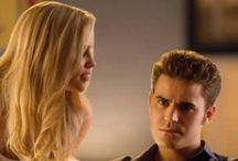 Stefan and Rebekah