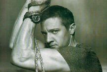 Jeremy Renner....*Swoon*
