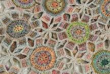 crochet / crochet and some knitting, projects to aspire to / by alana kapell