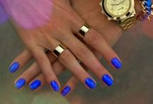 Nail art / The latest nail trends for girls that have nail polish obsession!