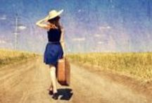 Travel stuff / by Ashley Charles