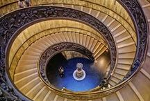 Gorgeous Stairs and Staircases