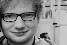 Ed sheeran / Ginger Jesus  / by Megan Kemp