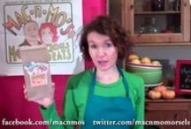 Healthy fun videos / Moreliciously healthy recipes, rhymes & rap videos-healthy tips & how-to's…mini in length… :-) / by Mac-n-Mo's