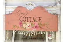 Guest Cottage / Be My Guest! / by Willow ~