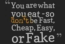 Foodie Quotes / Quotes about what else- FOOD / by Mac-n-Mo's