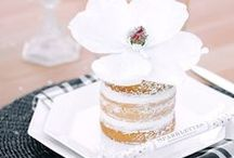 Wedding Cakes / A selection of delicious and pretty cakes
