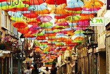 I wanna travel the world ....