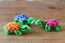 ❤ Rainbow Loom ❤ / >> Loomen mit dem Rainbow Loom <<