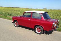 """Mein Trabant P 601 und andere IFA- Fahrzeuge / Wie aus einem Trabant P601 deLuxe, der 6 Jahre bei Wind und Wetter draußen stand, mein """"neues"""" Auto wird."""