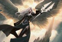 MTG Art- Avacyn Restored / http://archive.wizards.com/Magic/tcg/article.aspx?x=mtg/tcg/avacynrestored/cig