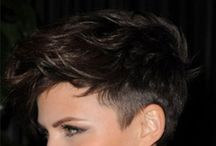 Elaine,s Pinterest board / Hair and nails