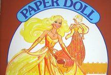 Barbie Vintage Paper Dolls