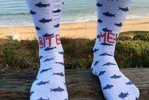Custom Full Print Pattern Socks