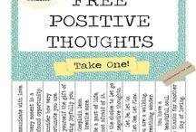 De kracht van positieve gedachten