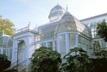Botanical Gardens  and  Conservatories