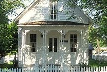 White Picket Fence Cottage / by Willow