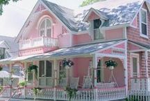 Pink Cottage / by Willow ~