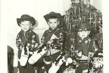 Those Christmas Cowboys & Cowgirls / So Dang Cute!